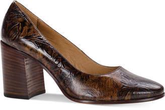 Patricia Nash Anita Block-Heel Pumps Women's Shoes