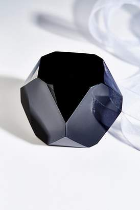 Stoned Crystals Black Hex