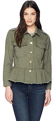 Democracy Women's Drop Shoulder Jacket