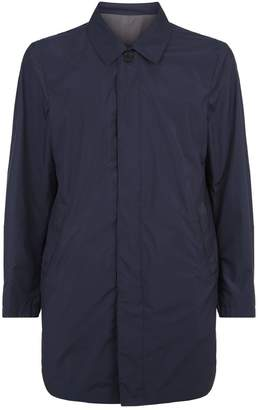 Canali Reversible Raincoat