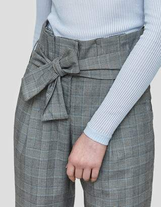 Just Female Edith Trousers in Check