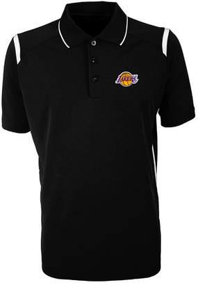 Antigua Men's Los Angeles Lakers Merit Polo Shirt