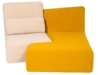 Ligne Roset 2-Piece Confluences Toi et Moi Chair