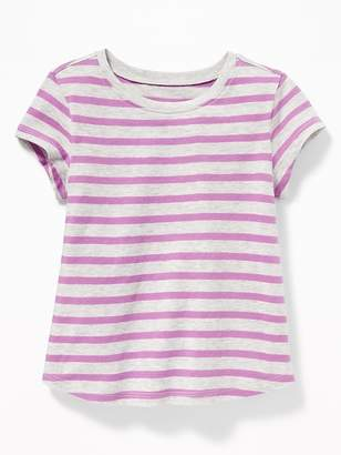 5947a100 Old Navy Printed Crew-Neck Tee for Toddler & Baby