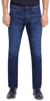 Liverpool Kingston Straight Slim Fit Jeans in San Ardo Vintage Dark