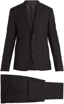 Valentino Notch-lapel wool-blend suit