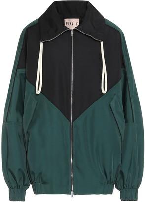 Plan C Colorblocked jacket
