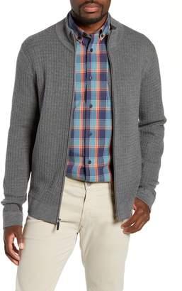 Nordstrom Signature Merino Wool Zip Cardigan