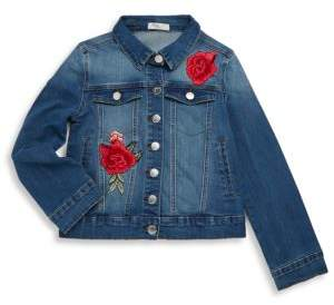 Pinc Premium Girl's Buttoned Jacket