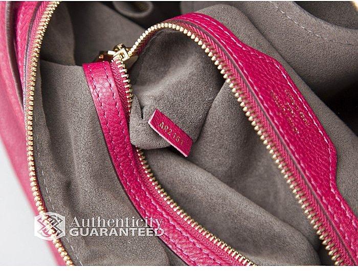Louis Vuitton Magenta Pink Galatea Shoulder Bag