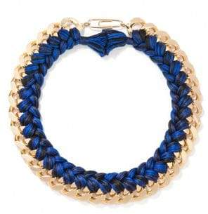 Aurelie Bidermann Do Brasil Braided Necklace