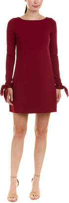 Susana Monaco Tied-Sleeve Shift Dress