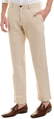 Brooks Brothers Linen-Blend Regent Fit Pant
