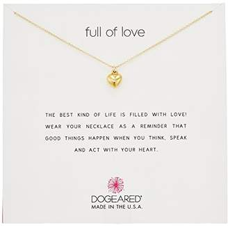 Dogeared Reminder Full of Love