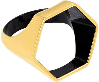Henri Bendel Spruce Ring o5bE2Fr