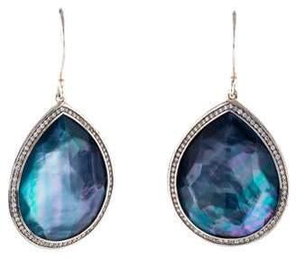 Ippolita Lollipop Teardrop Diamond Earring