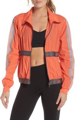 adidas by Stella McCartney Climastorm(R) Run Jacket