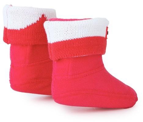 Hunter Red Moustache Boot Sock