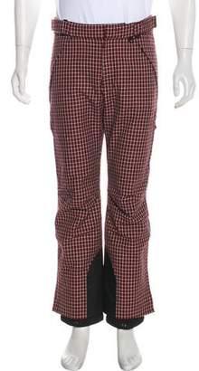 Moncler Wool Waterproof Pants w/ Tags