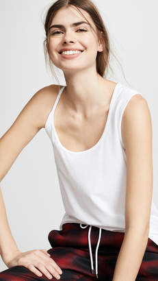 Alexander Wang Asymmetric Tank Top