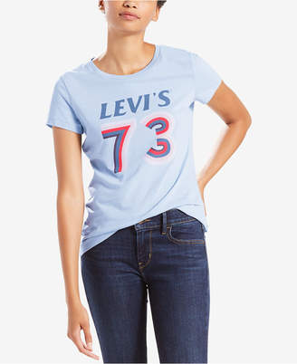 Levi's Cotton Logo Graphic T-Shirt