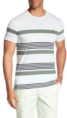Original Penguin Engineered Safari Colorblock Stripe Tee