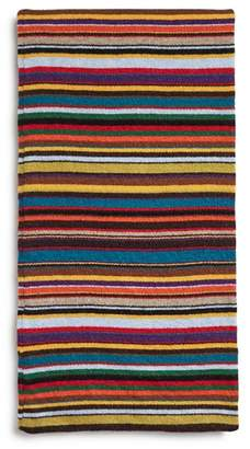 Paul Smith Multi-Striped Scarf