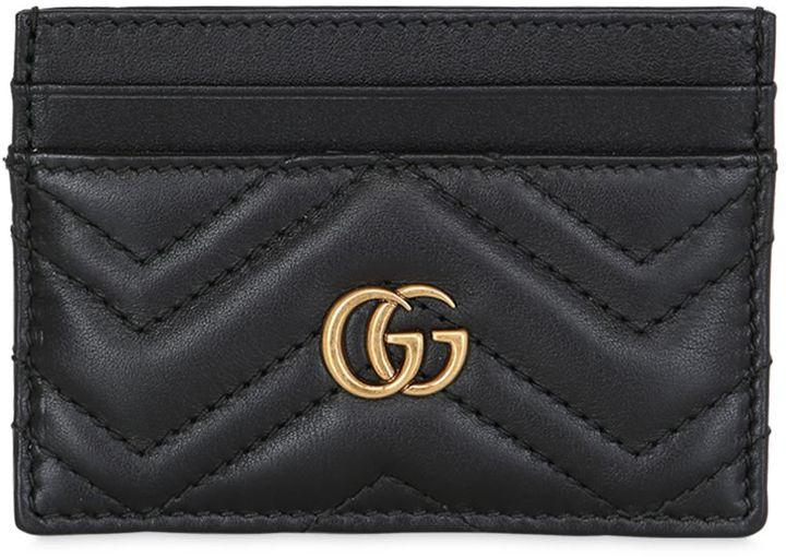 GucciMarmont 2.0 Credit Card Holder