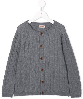 Mikihouse Miki House button-up cardigan