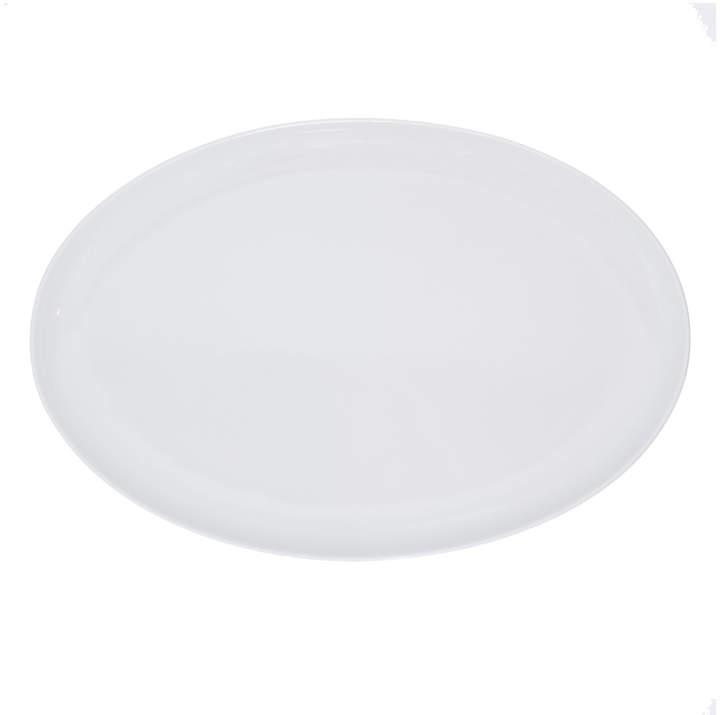 Update, Antipasti-Platte oval, 34 cm, Weiß