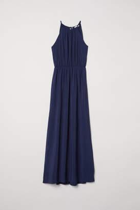 H&M Long Dress - Blue
