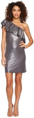 Kensie Sequin Jersey Dress KSDK8110 Women's Dress
