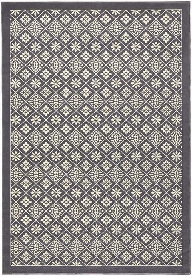 Top Square Teppich Tile
