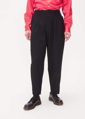 Comme des Garcons Pleated Trouser
