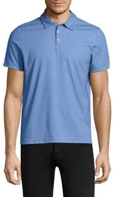 Zachary Prell Glover Short-Sleeve Polo