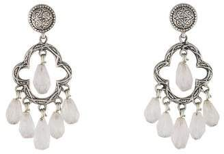 Stephen Dweck Quartz Chandelier Earrings