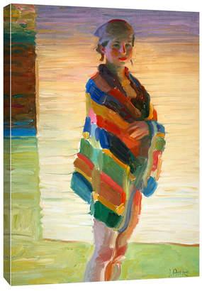 PTM Images Ptm Images, Beach Towel Decorative Canvas Wall Art