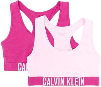 2223e61194 Calvin Klein Pink Girls  Underwear   Socks - ShopStyle