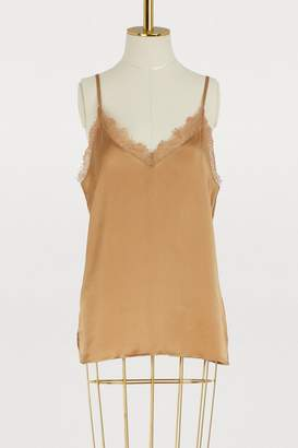Anine Bing Top with suspenders