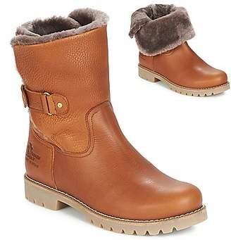 ae5bd927af4a6d Panama Jack Leather Boots For Women - ShopStyle UK