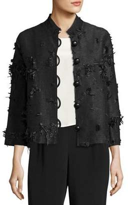 Caroline Rose Made in the Shade Jacket, Black, Petite