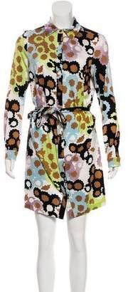 Diane von Furstenberg Casual Long Sleeve Dress