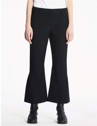 Calvin Klein double weave stretch pants