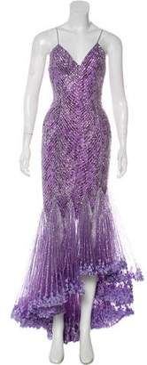 Versace Atelier Silk Gown
