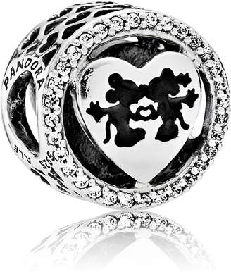Pandora Disney Mickey & Minnie Mouse Love Charm