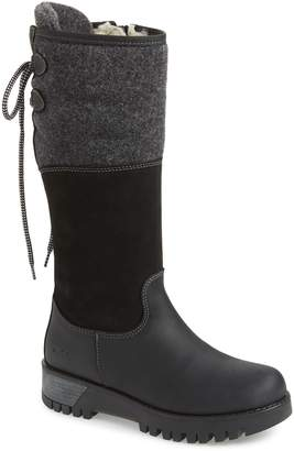 Bos. & Co. 'Ginger' Waterproof Mid Calf Platform Boot