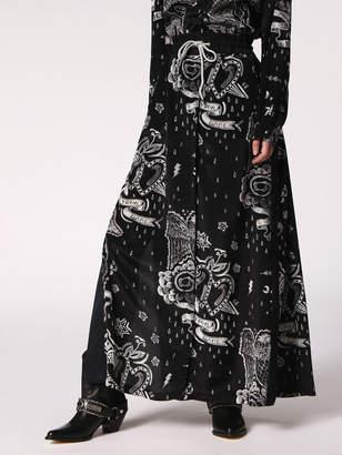 Diesel Skirts 0KARS - Black - M