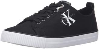 Calvin Klein Jeans Women's Dora Canvas Fashion Sneaker