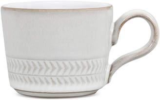 Denby Natural Canvas Stoneware Textured Espresso Cup
