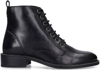 Carvela Leather Spike Boots